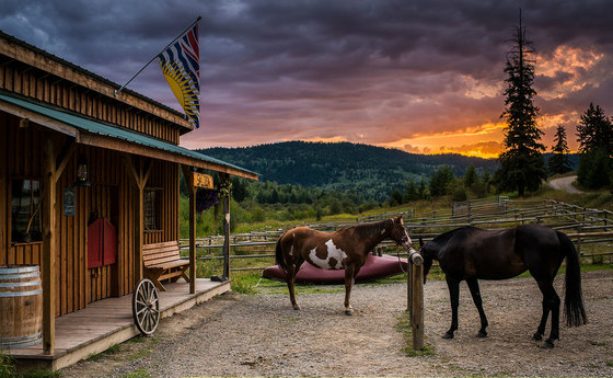 Kayanara Guest Ranch & Resort - Eagle Creek, BC