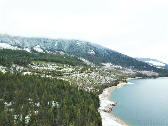 Eagle Bay Trophy Lakefront Acreage - Arrow Lake, BC