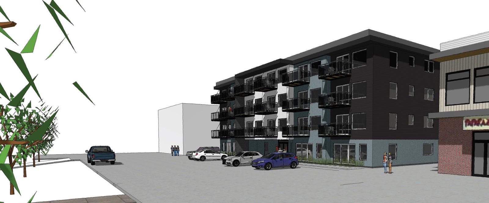 Powell river condo development 02
