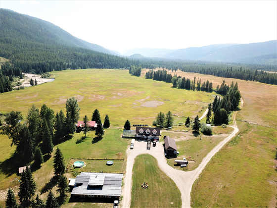 Edge of Wilderness Ranch - Christian Valley, BC