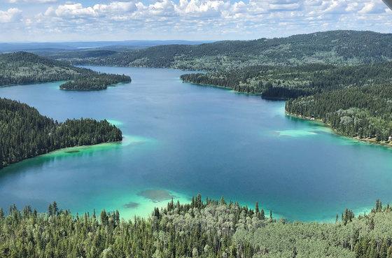 Pristine Sulphurous Lake Waterfront Recreational Lot