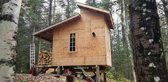 Off-Grid Cabin Wilderness Hideaway - Dome Creek, BC