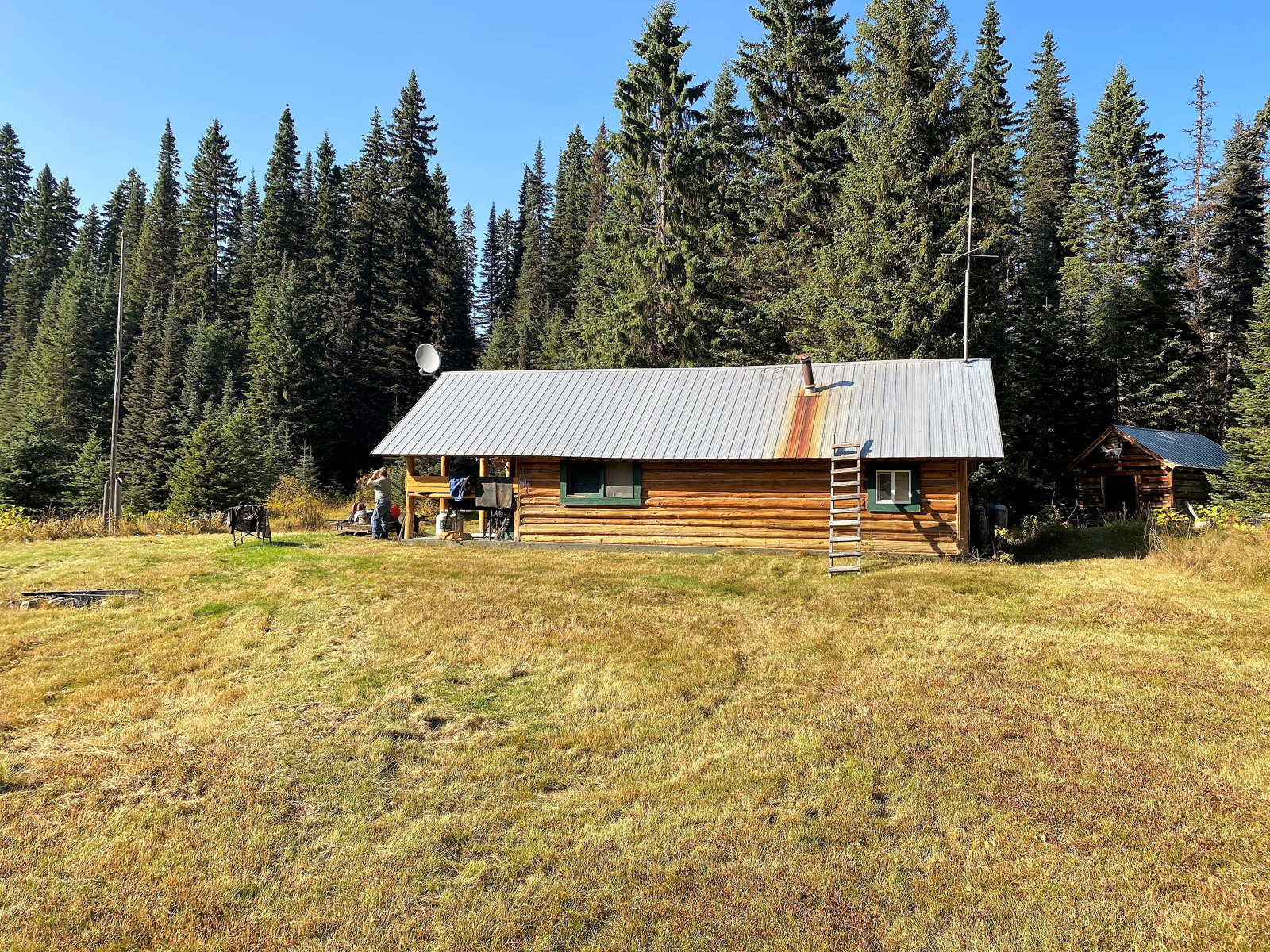Dome creek outfitters 12