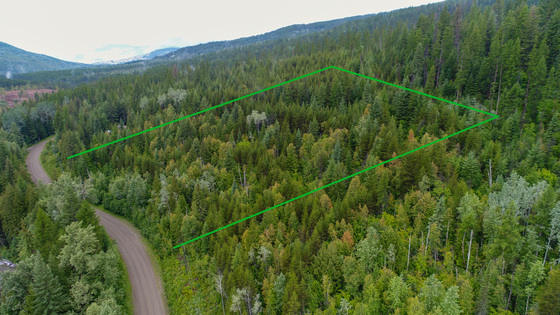 5 Acres with 2 Home Zoning - Vernon, BC