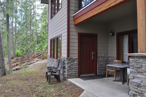 Fully Furnished Investment Condo - Halcyon Hot Springs Resort, BC