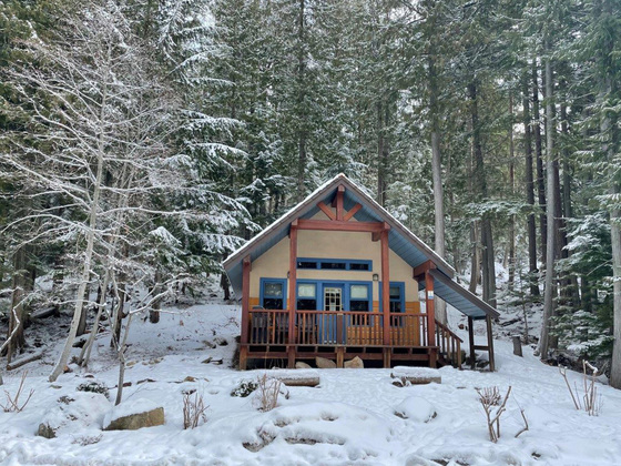 Recreatonal/Investment Cabin - Halcyon Hot Springs Resort