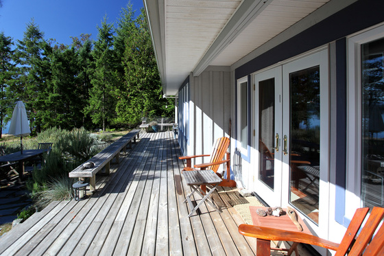 Sidney Island Oceanfront - Strata Lot 113 - Southern Gulf Islands
