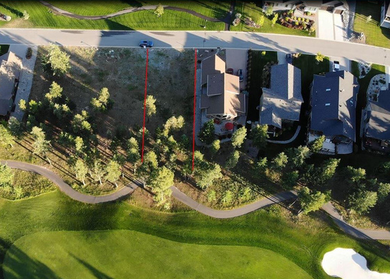 Building Lot on Wildstone Golf Course - Cranbrook, BC