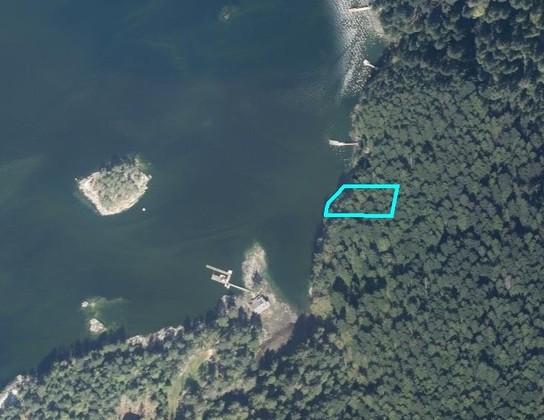 Oceanfront Leasehold Property - Blind Bay, Nelson Island