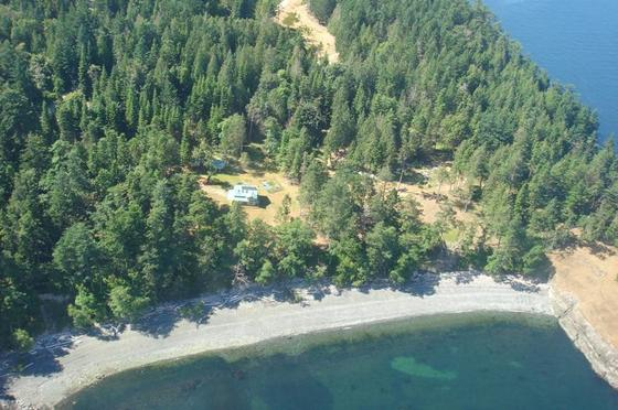 Sidney Island Oceanfront - Strata Lot 62 - Southern Gulf Islands
