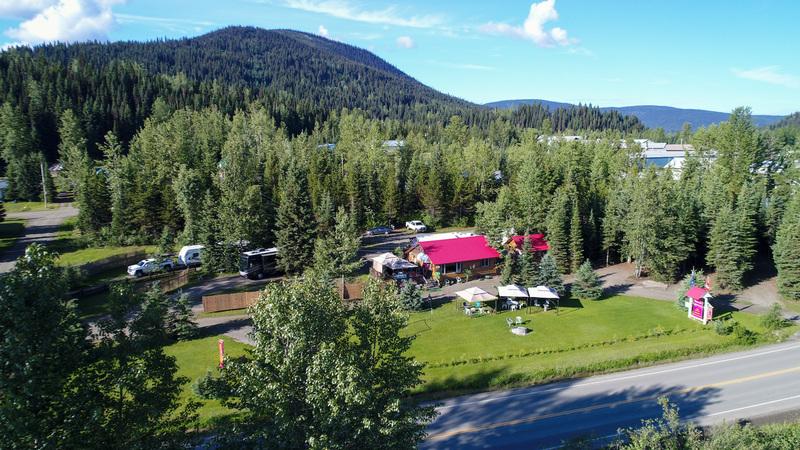RV Park, Tourism & Development Investment - Wells, BC
