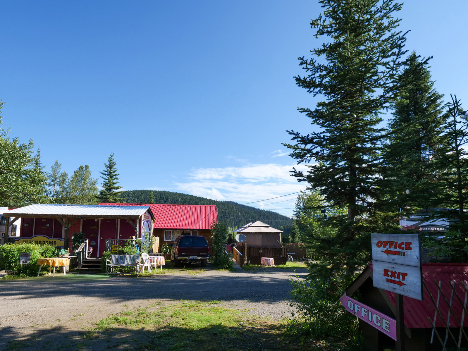 Cariboo joy rv park 17