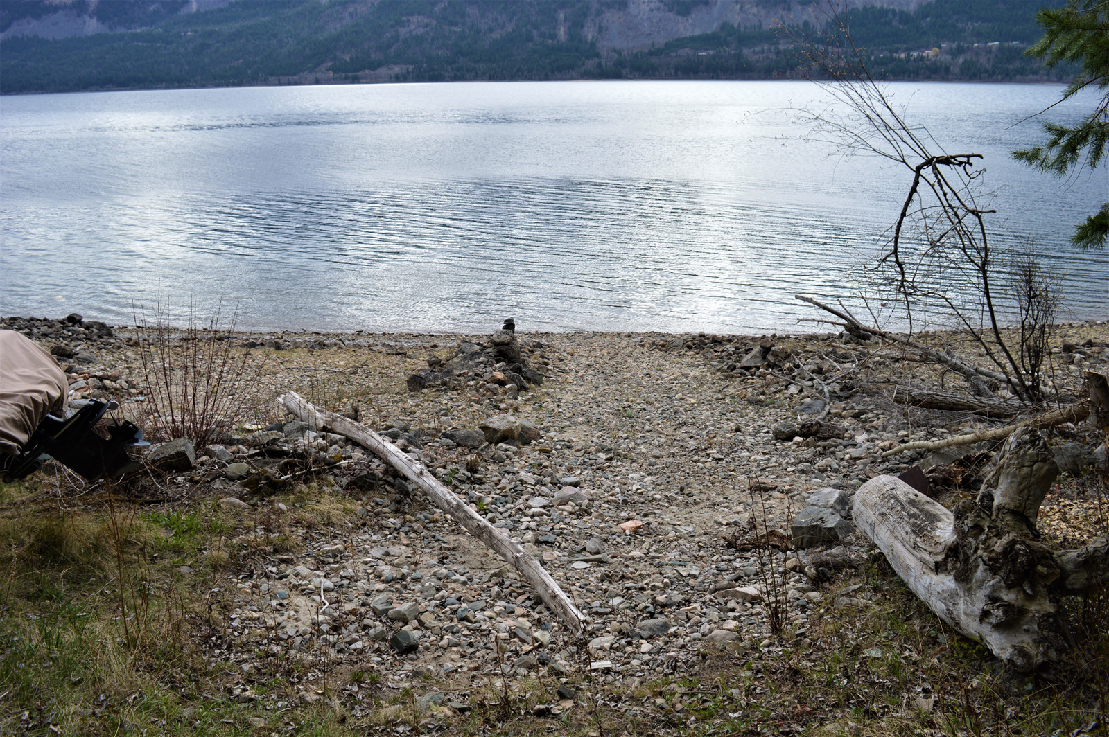 Little shuswap lake 17