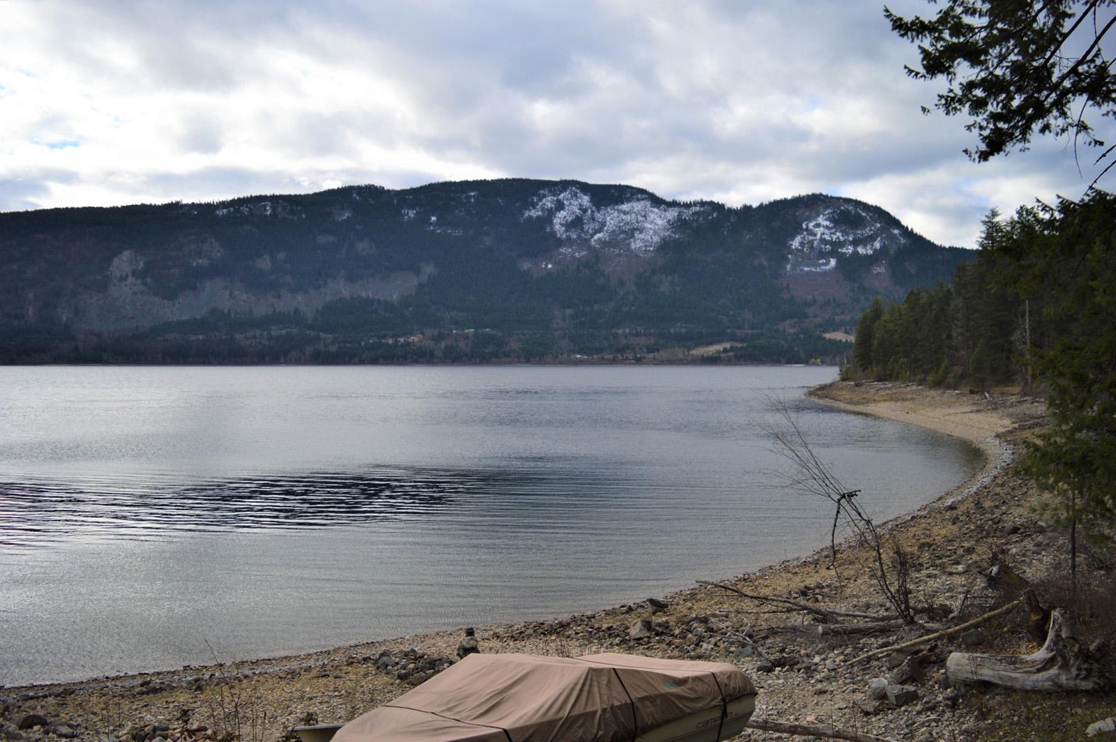 Little shuswap lake 18