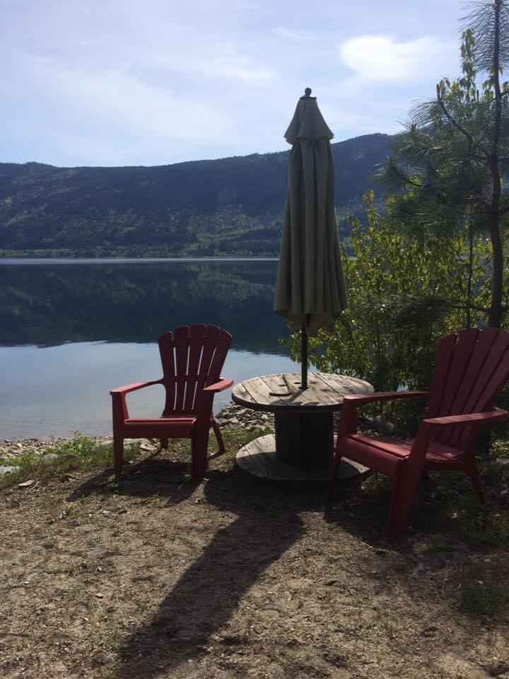 Little shuswap lake 34