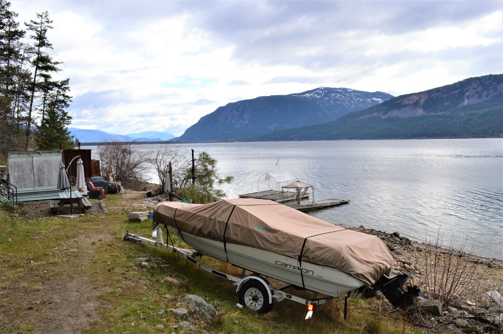 Little shuswap lake 39