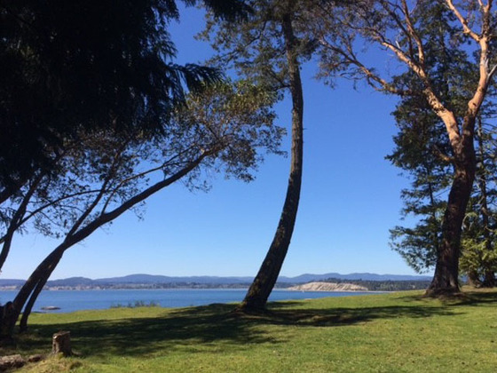 Sidney Island Oceanfront - Strata Lot 84 - Southern Gulf Islands