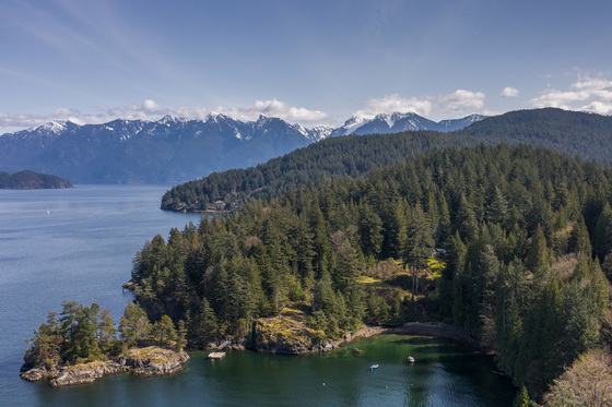Welcome to Endswell; A 137-Acre Oceanfront Farm on the Serene Shores of Bowen Island