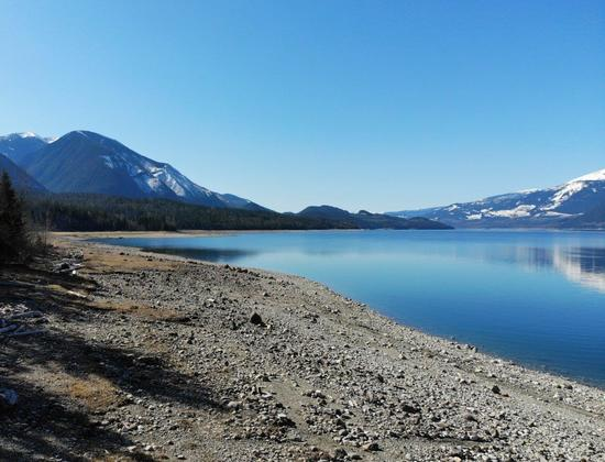 Serviced Lakefront Lot on Galena Bay - Upper Arrow Lake, BC