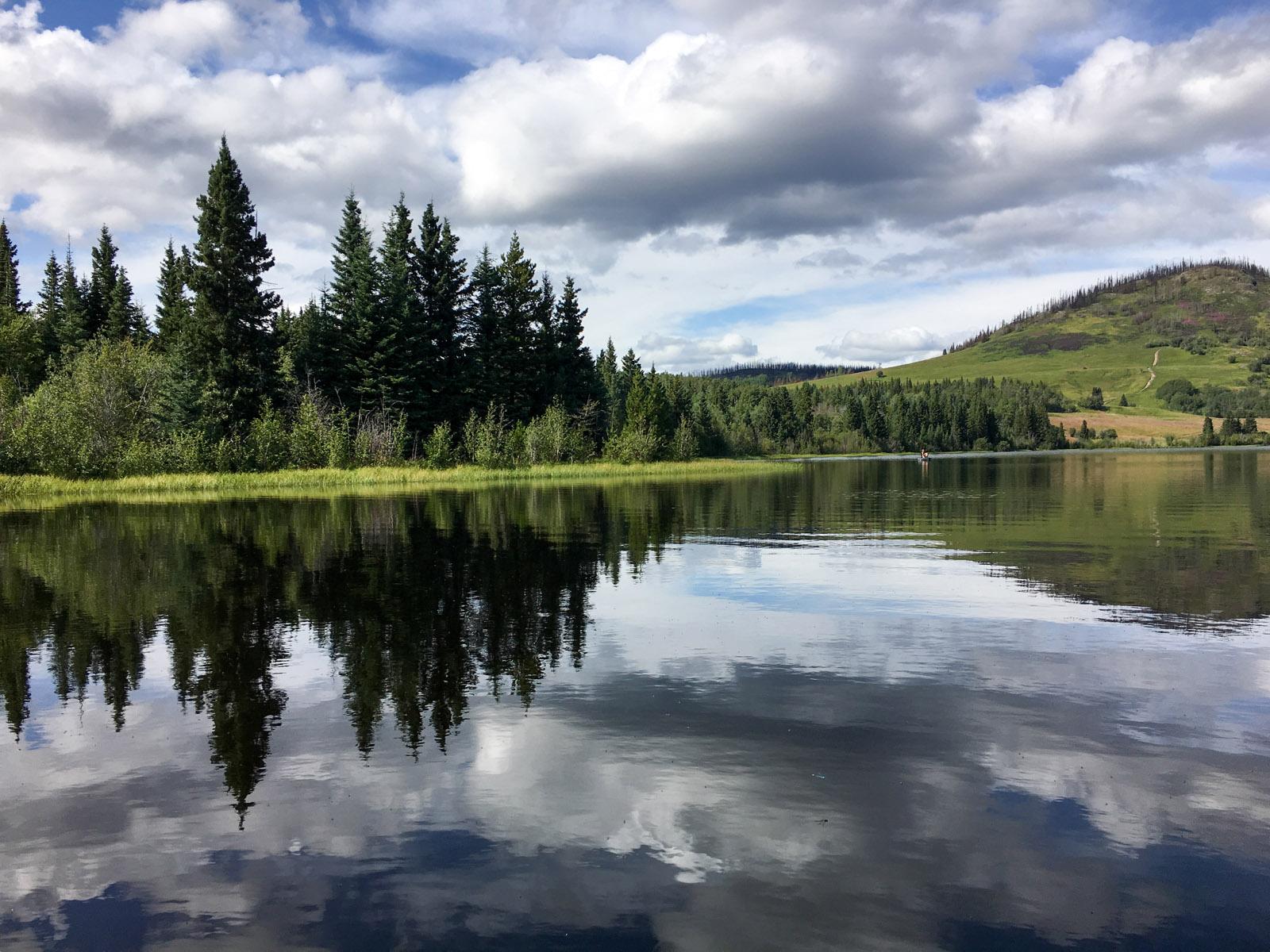 Lund lake 13