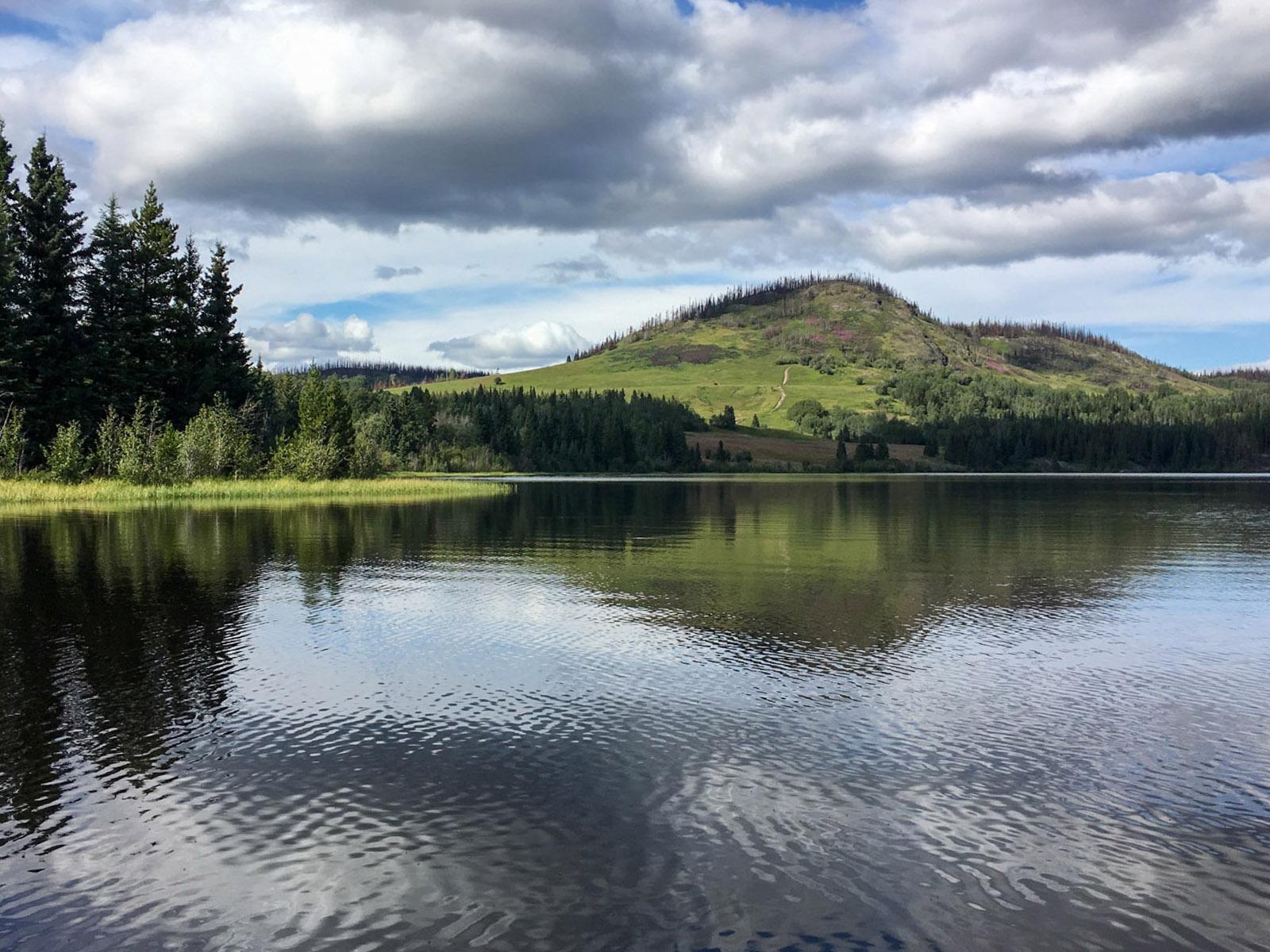 Lund lake 14