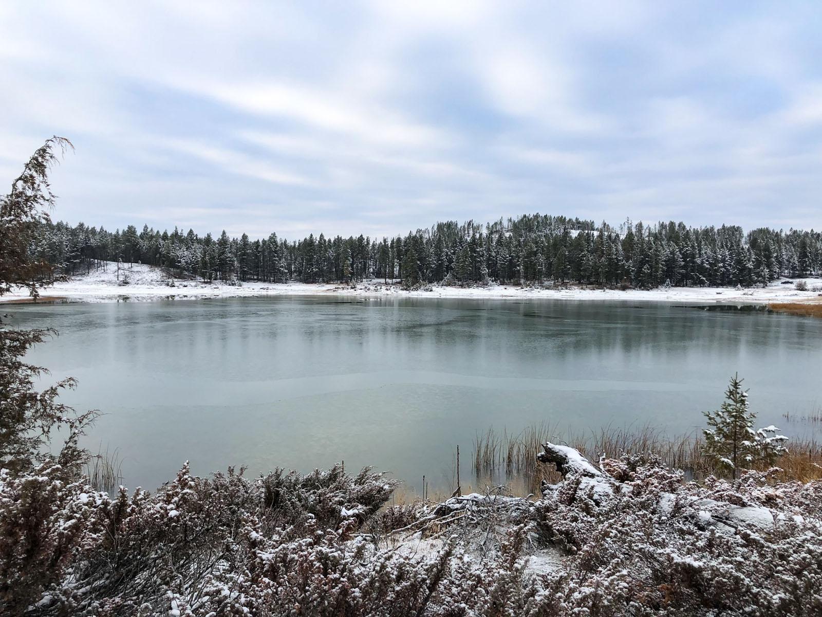 Twin lakes 16