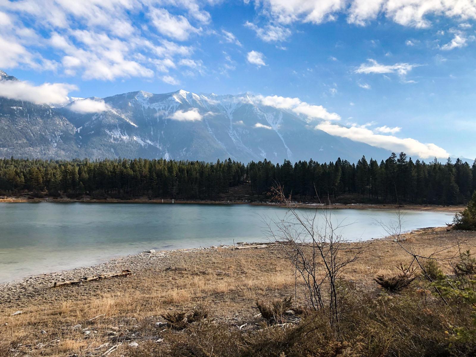 Twin lakes 17