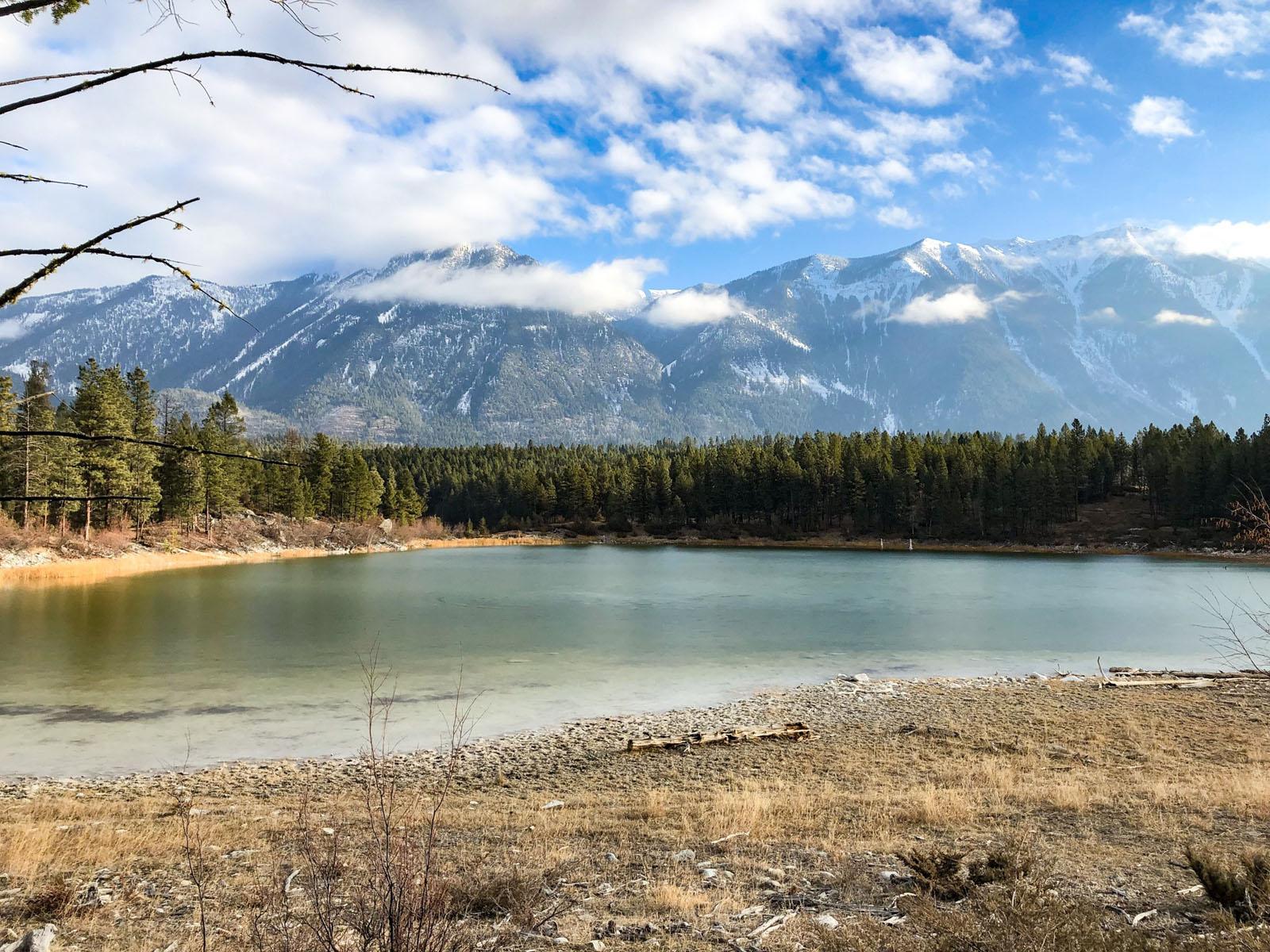 Twin lakes 18
