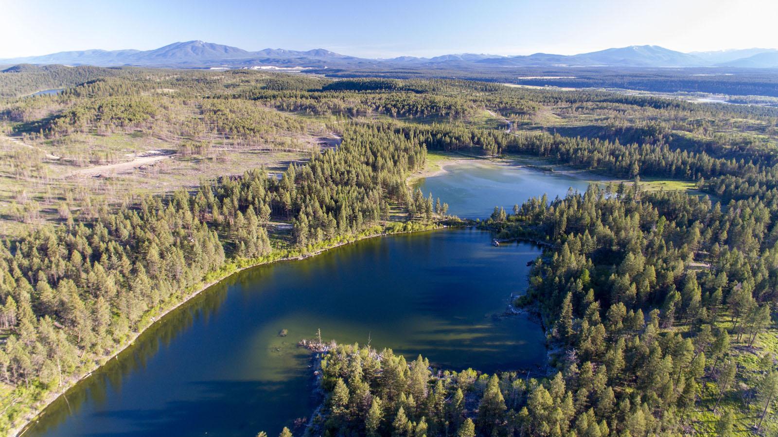 Twin lakes 22