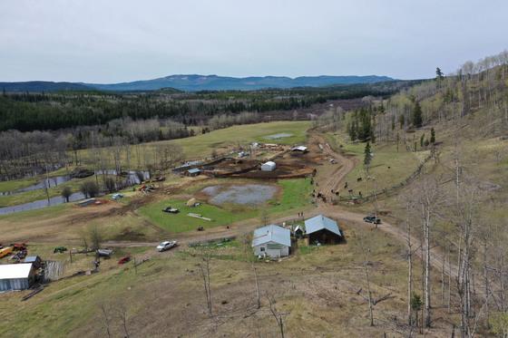 Thumb moose horn ranch 15