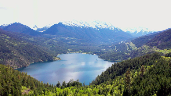 Affordable Acreage above Anderson Lake - D'Arcy, BC