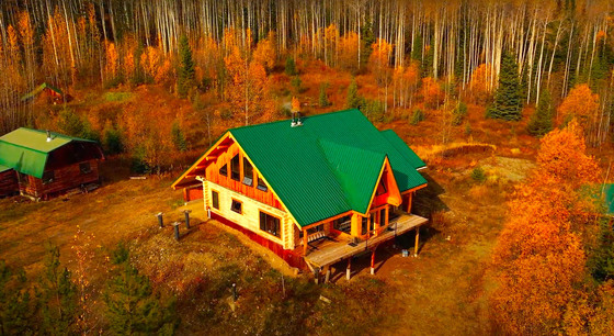Picture Perfect Cabin and Recreation Property Situated in the Northern Interior of BC - Germansen Landing, BC