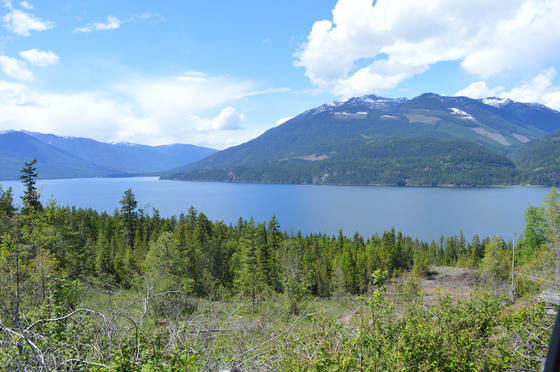 Large Lake View Acreage - Kootenay Lake, BC