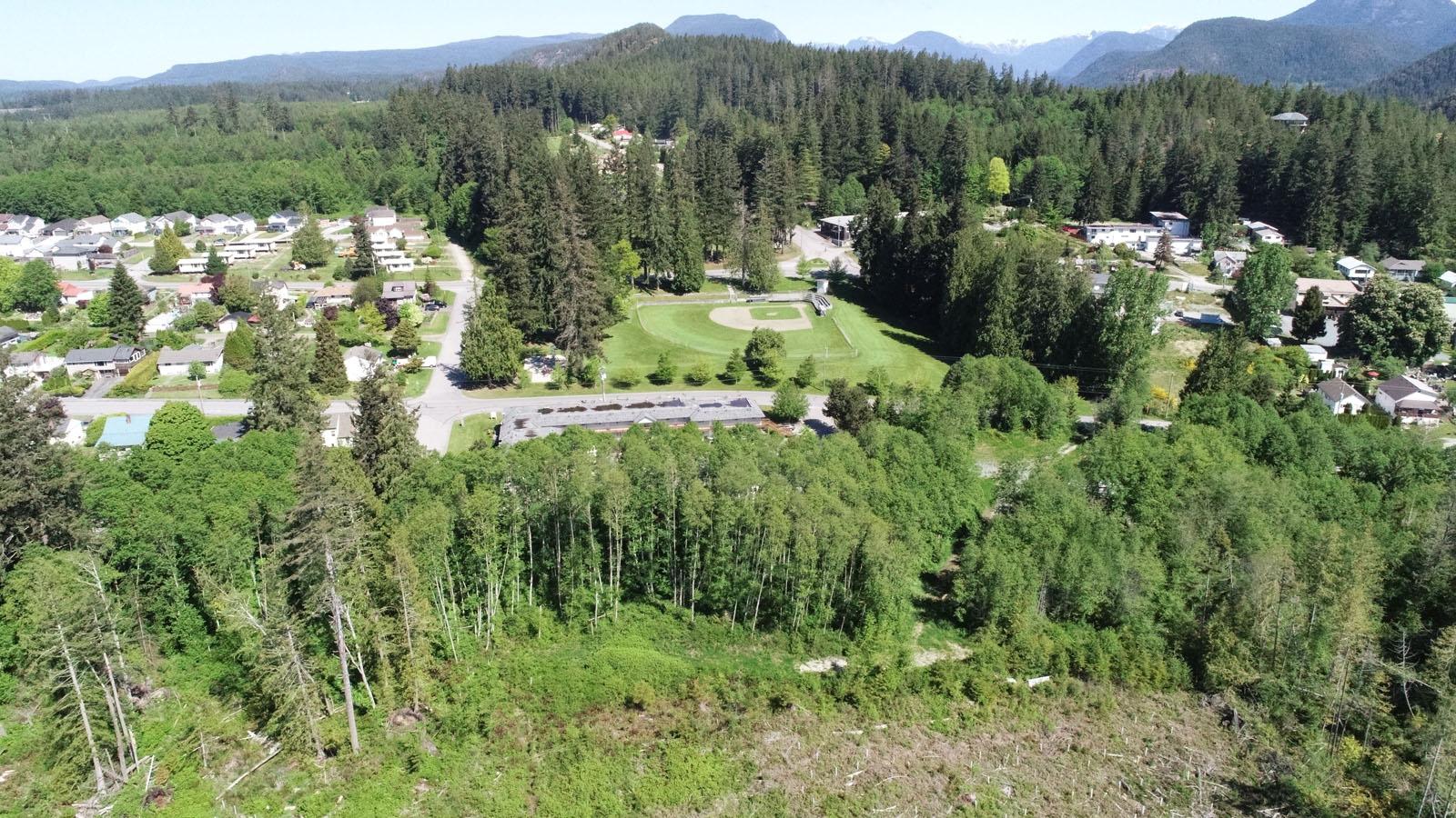Powell river lot 11