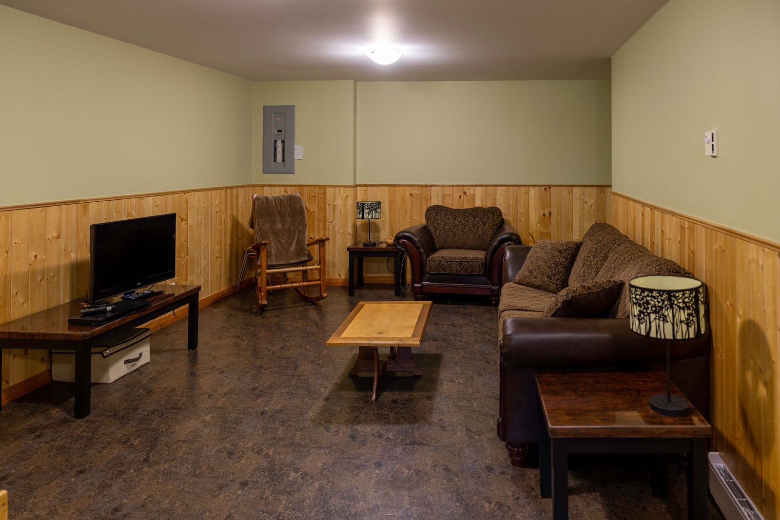 Mcbride log home 42