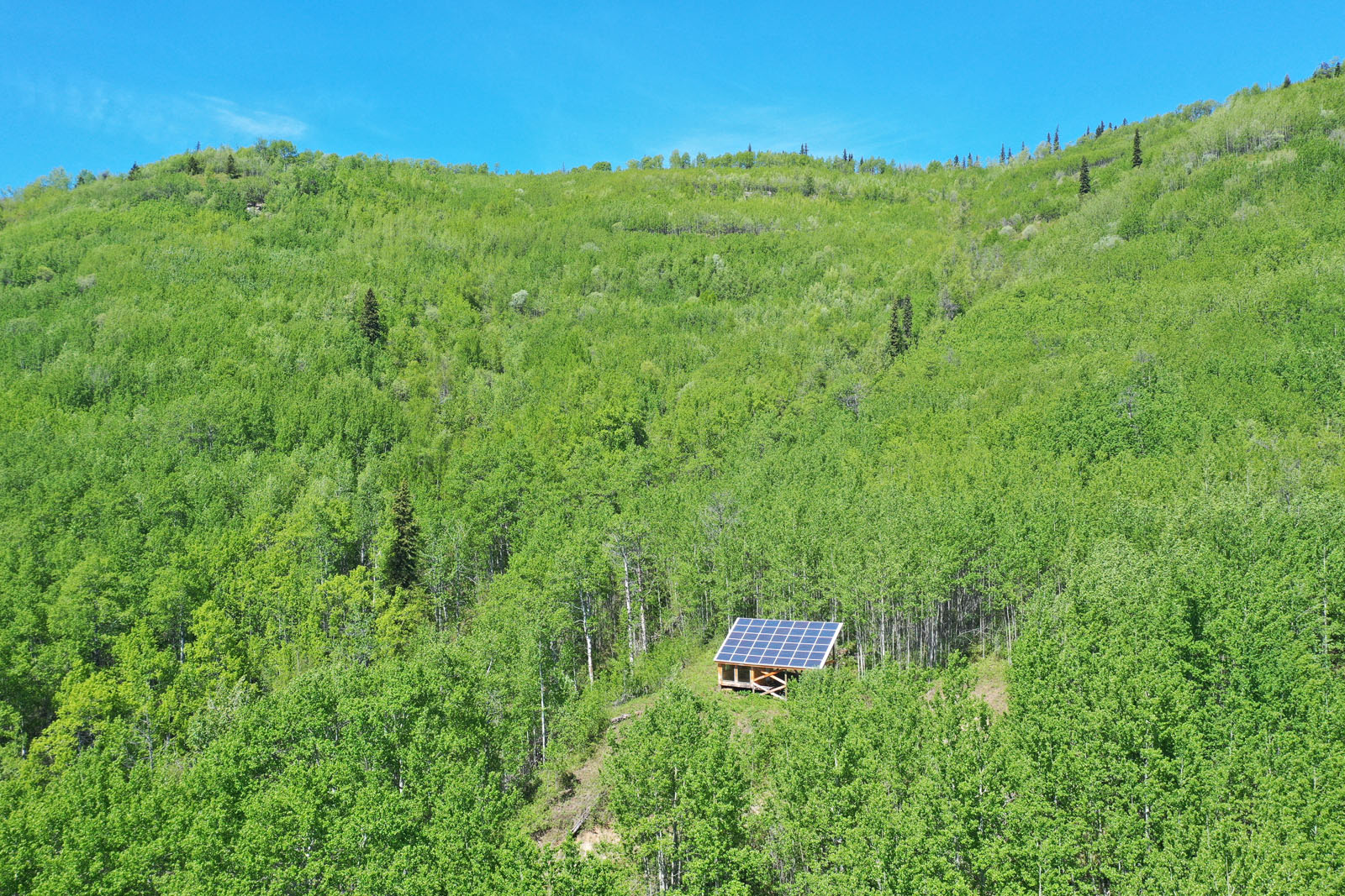 Moberly lake cabin 03
