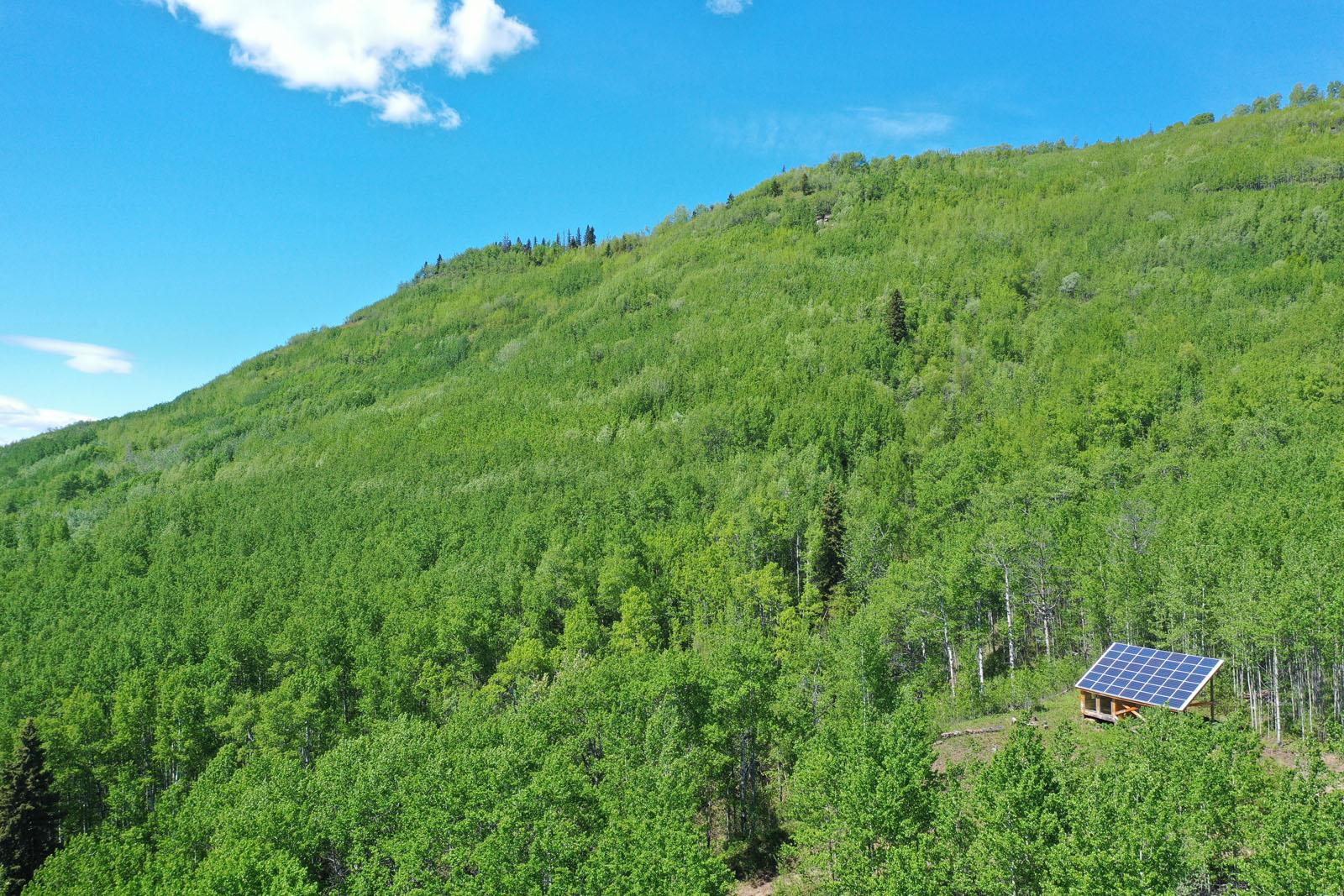 Moberly lake cabin 04