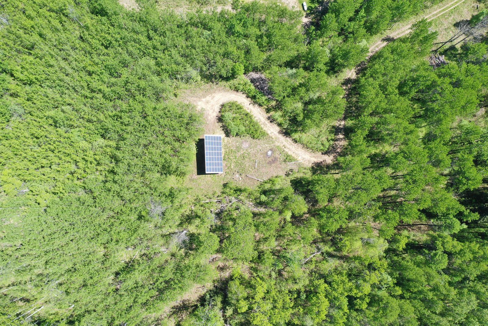 Moberly lake cabin 21