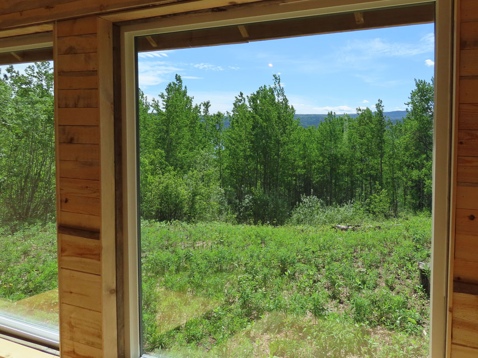 Moberly lake cabin 48