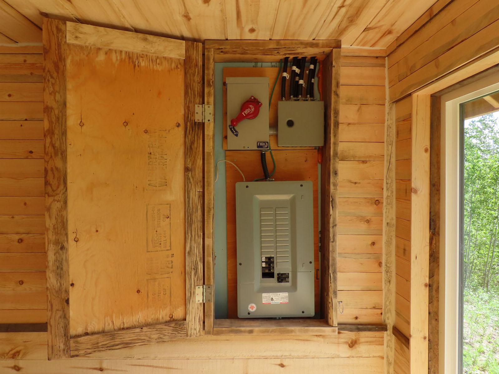 Moberly lake cabin 51