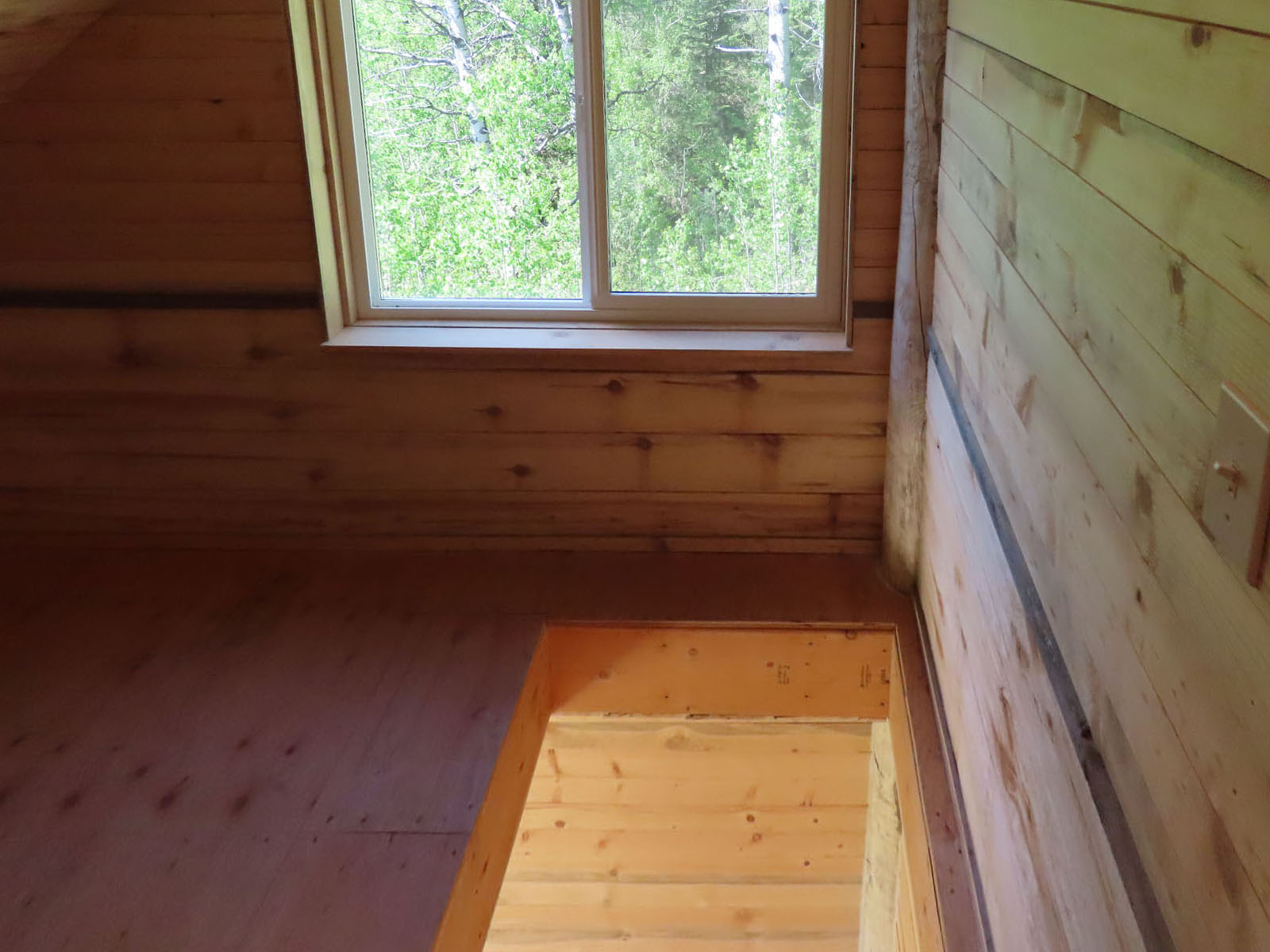 Moberly lake cabin 52