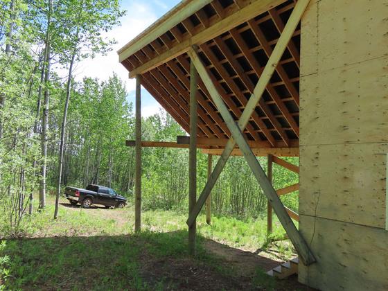 Thumb moberly lake cabin 57