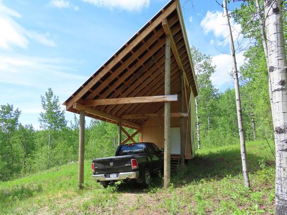 Thumb moberly lake cabin 60