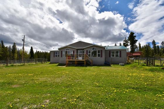 Chilcotin Hobby Farm or Vacation Retreat - Nimpo Lake, BC