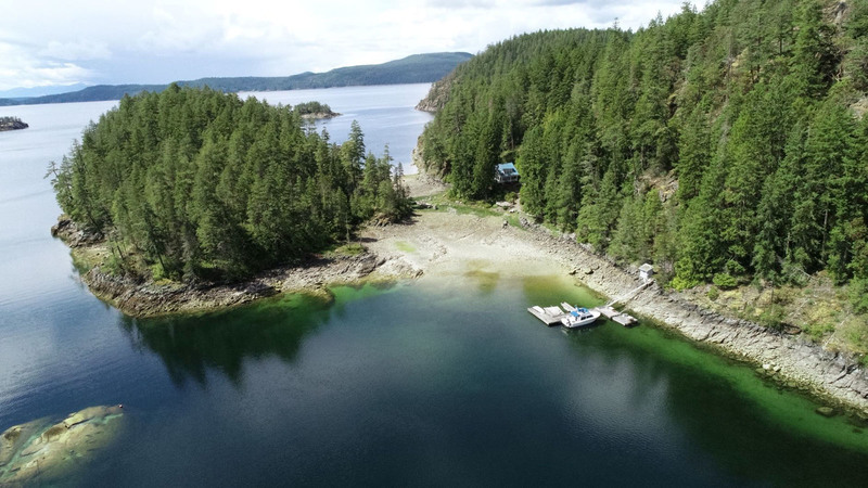 Escape to Refuge Cove Within the Heart of Desolation Sound Marine Park