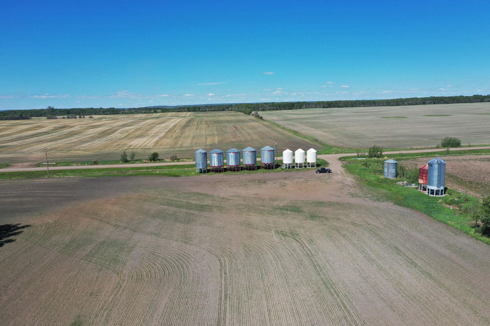 Fort st john grain farm 006