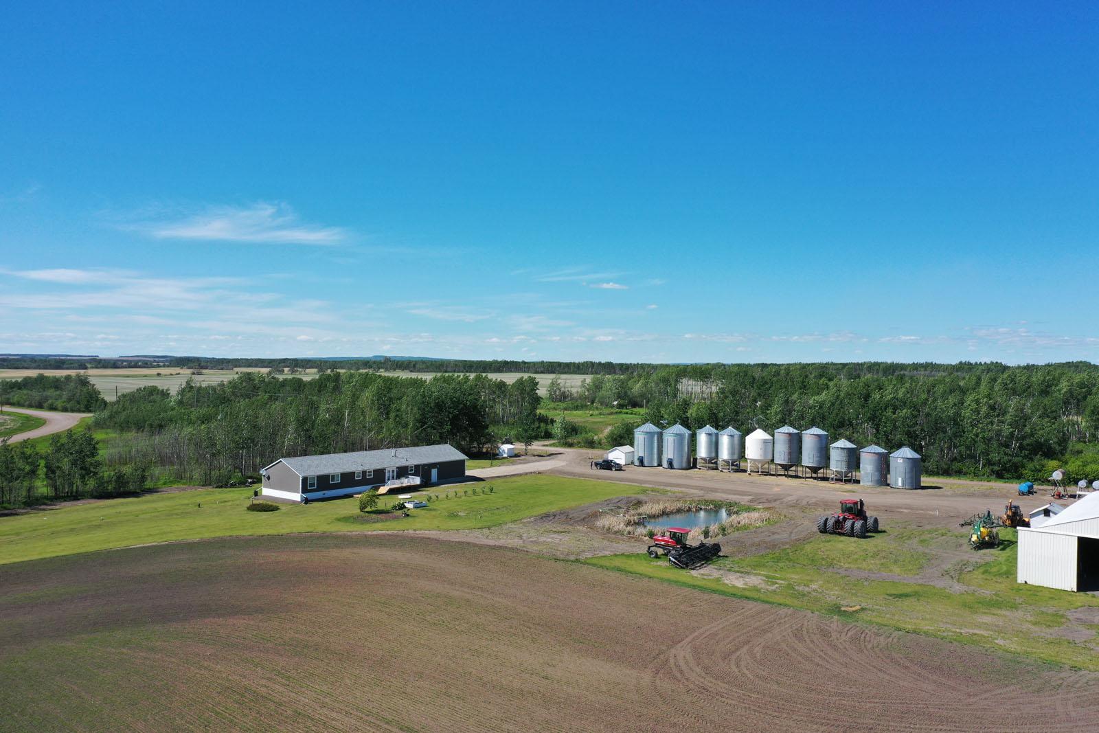 Fort st john grain farm 010