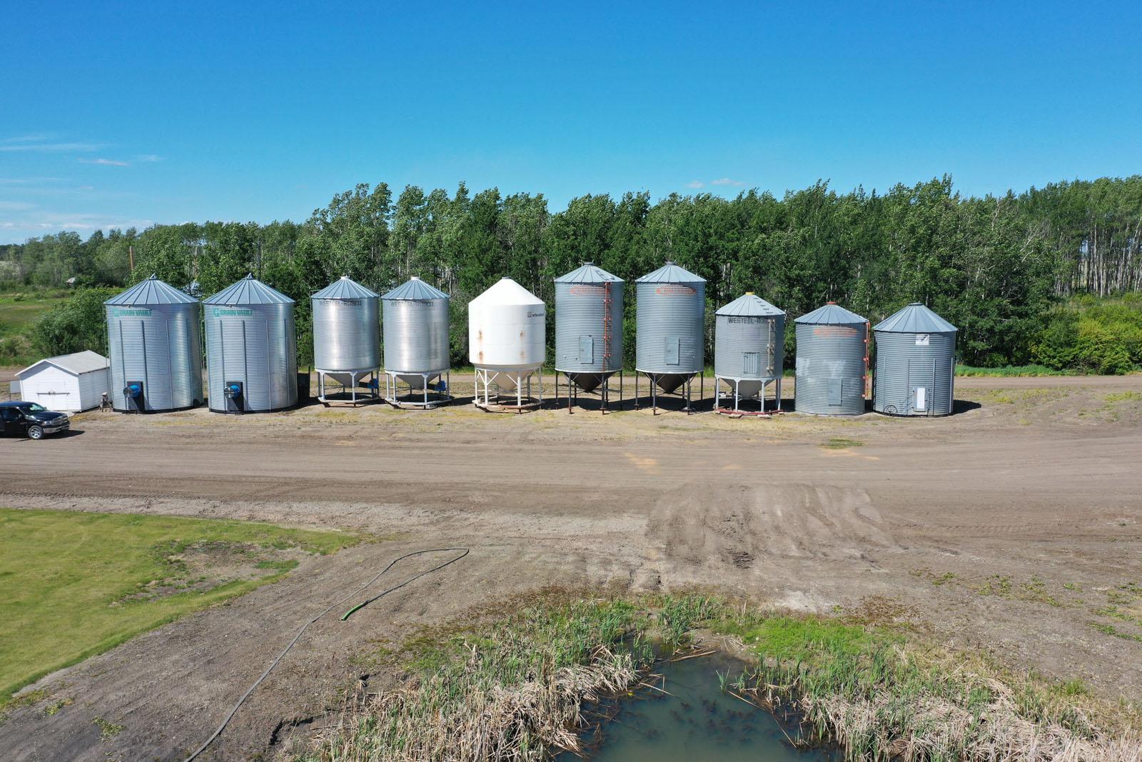 Fort st john grain farm 042