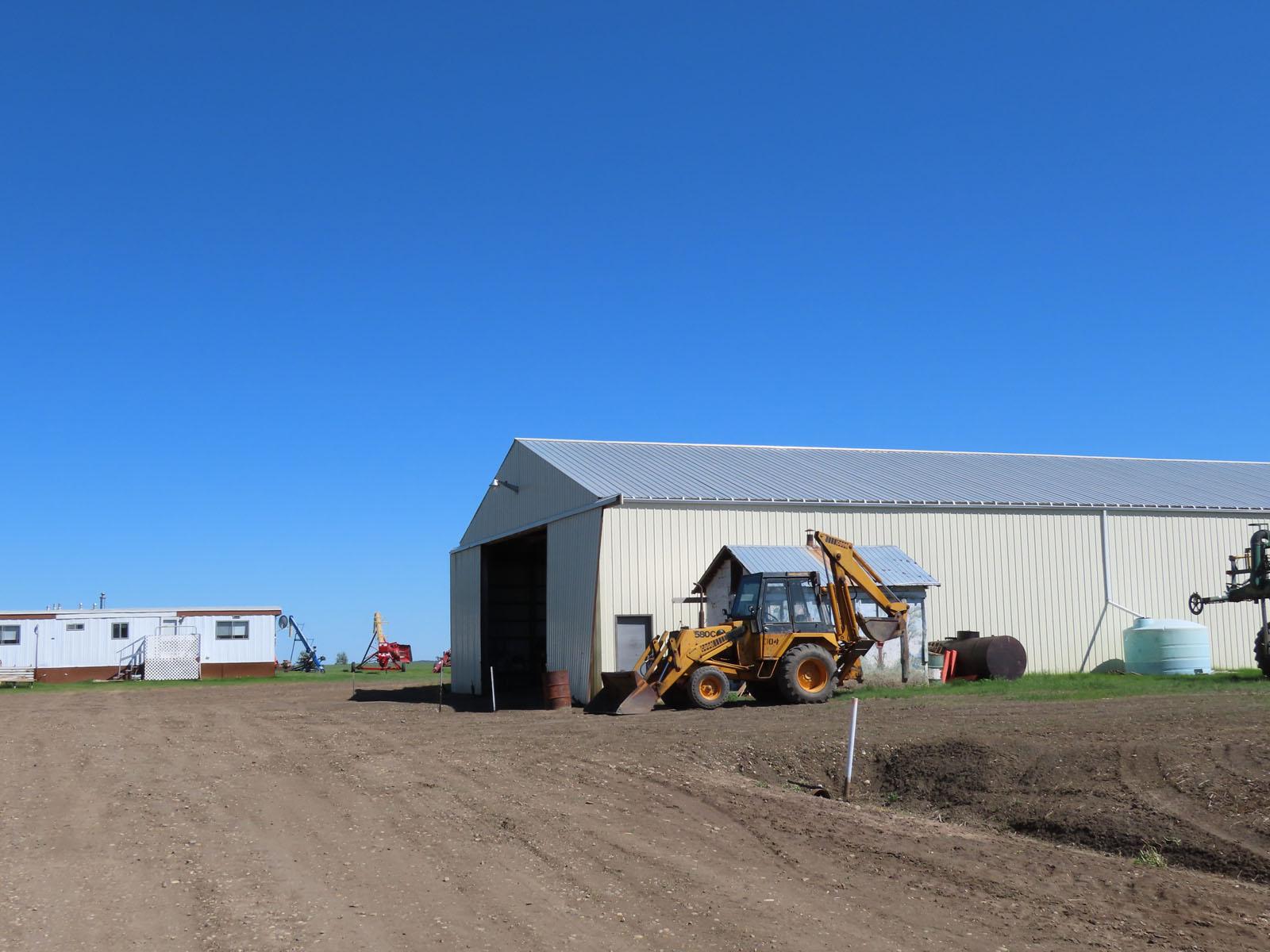 Fort st john grain farm 045