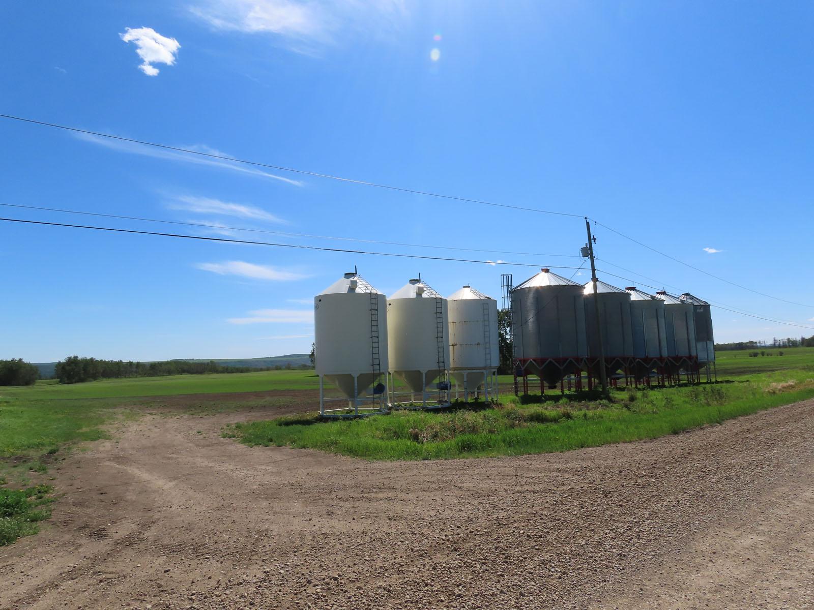 Fort st john grain farm 046